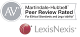 AV Rating, Martindale-Hubbell